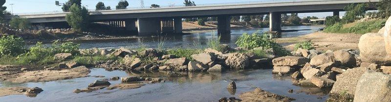 Kern river in Bakersfield, Photo Credit: Julie Jordan Scott